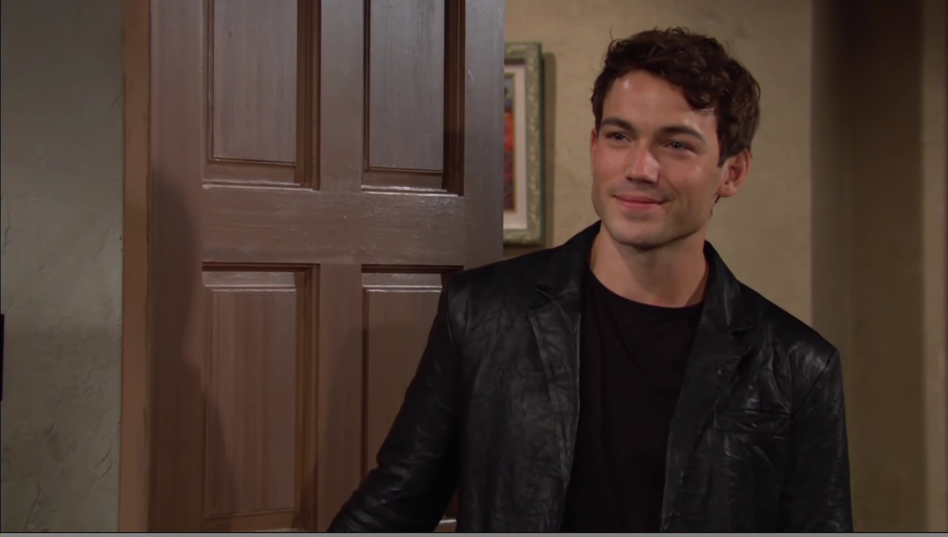 noah young restless first scene