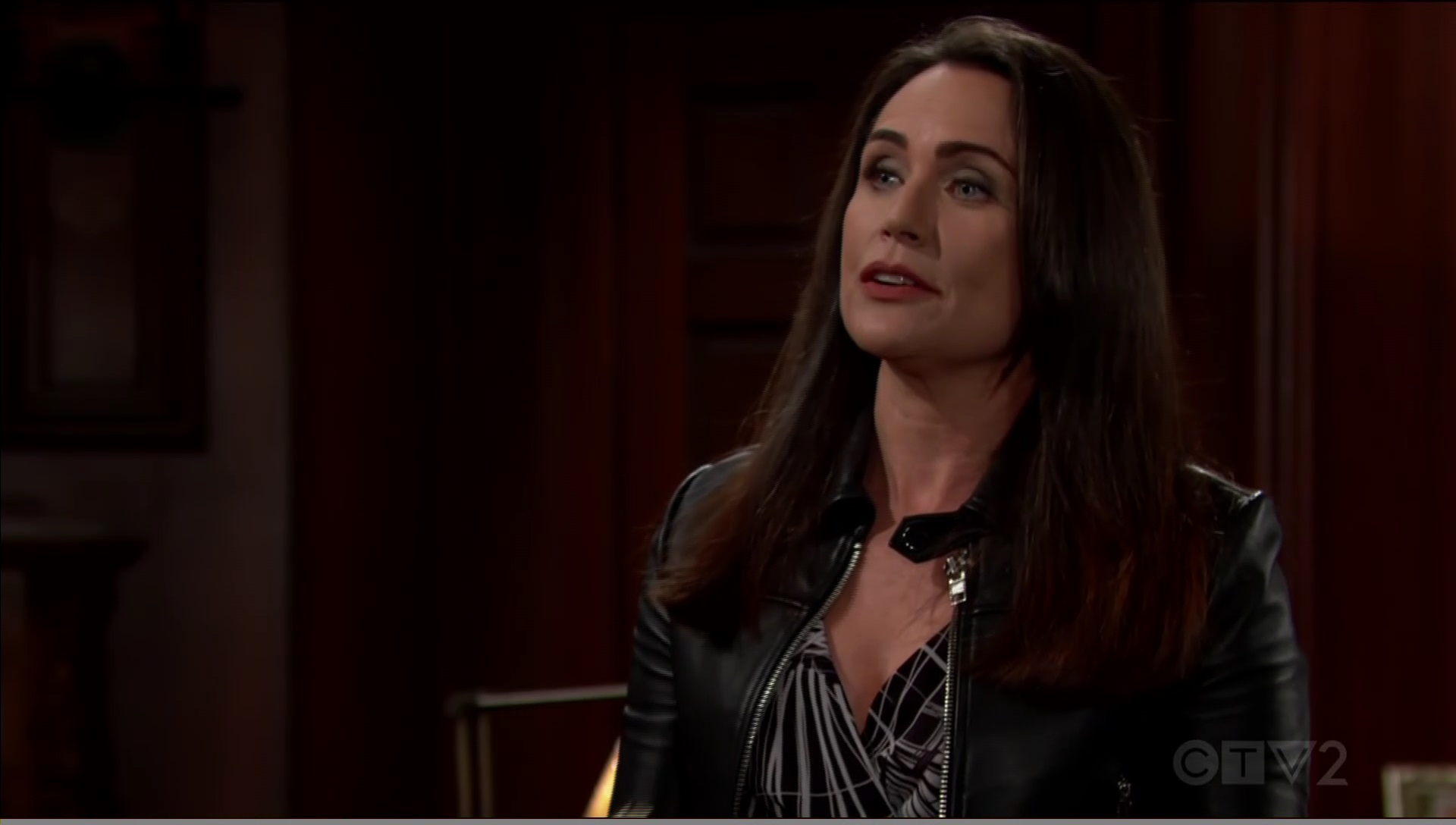 quinn annoyed by ridge forrester bold beautiful soaps spoilers
