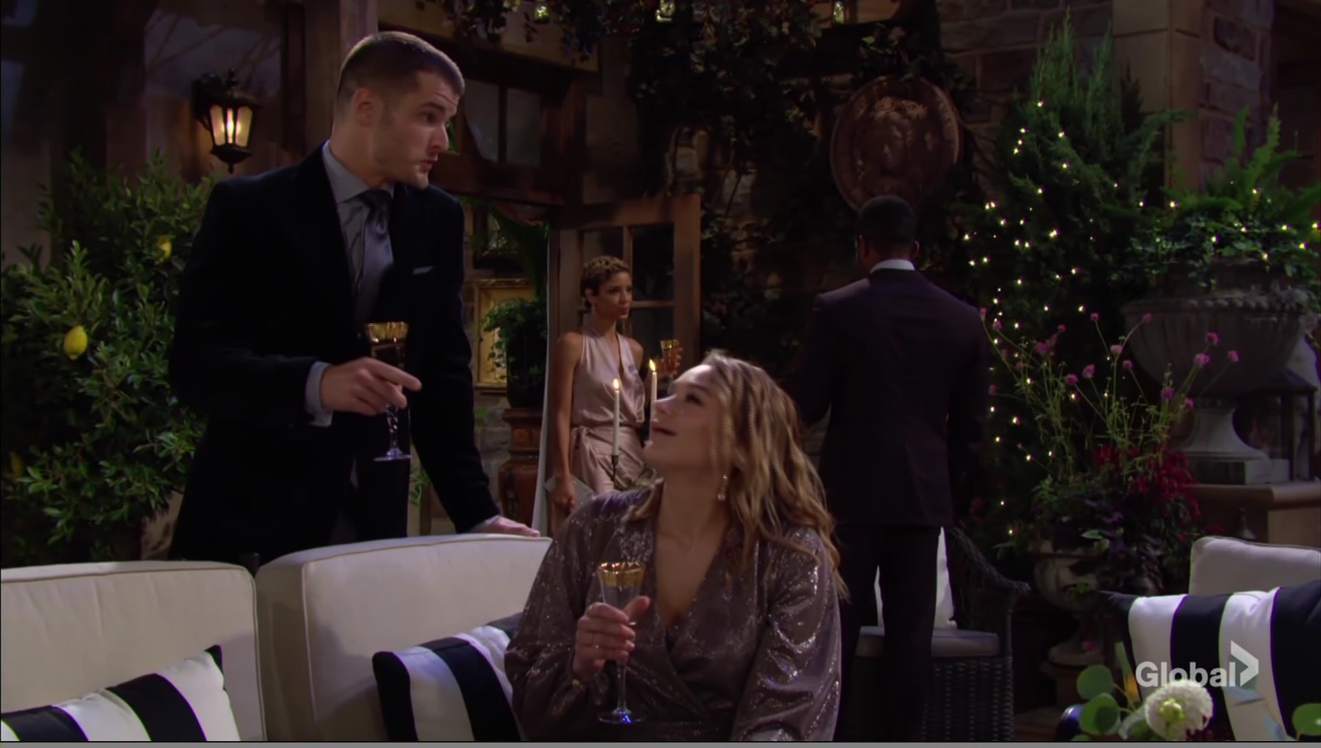 newlyweds skyle talk parenting young restless
